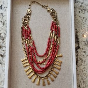 Stella & dot Bliss statement necklace